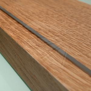Trapstrip RVS 6mm x 900mm