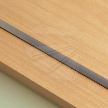 Trapstrip RVS 5mm x 800mm