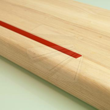Sample strip Normaal Rood